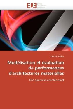 MODELISATION ET EVALUATION DE PERFORMANCES D'ARCHITECTURES MATERIELLES