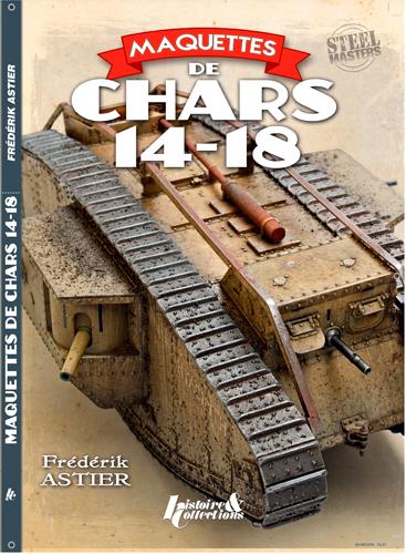 MAQUETTES DE CHARS 14-18