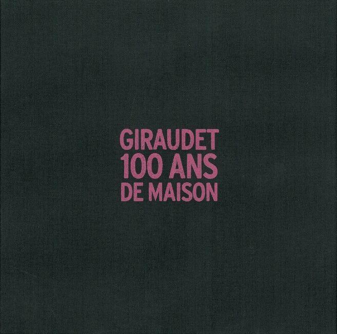COFFRET GIRAUDET.100 ANS DE MAISON (VENTE FERME)