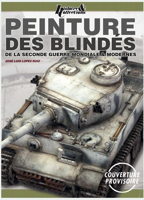 PEINTURE DES BLINDES DE LA SECONDE GUERRE MONDIALE ET MODERNES