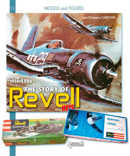 REVELL KITS 1950-1982 VOL.1