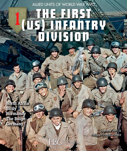 THE FIRST US INFANTRY DIVISION (GB)