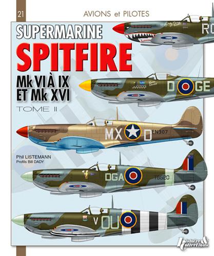 SUPERMARINE SPITFIRE T.2