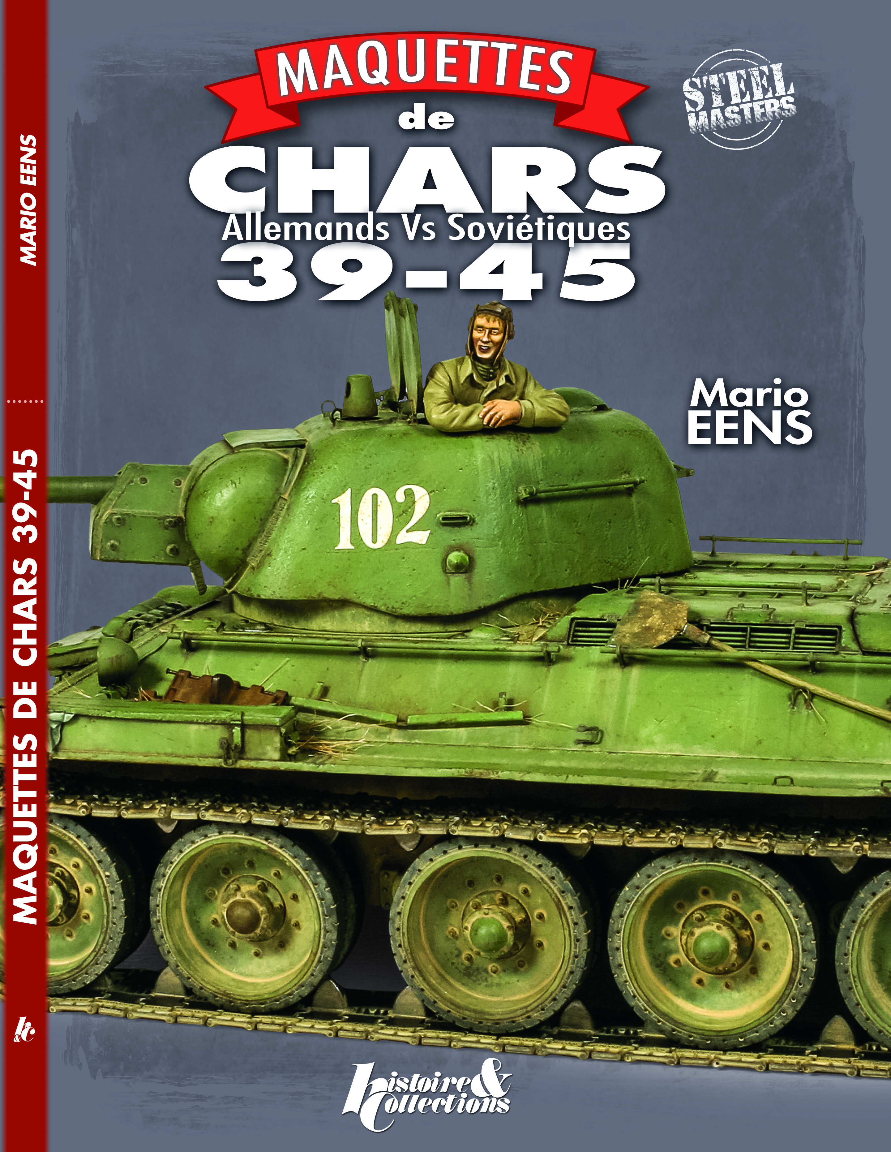 LES MAQUETTES DE CHARS 39-45