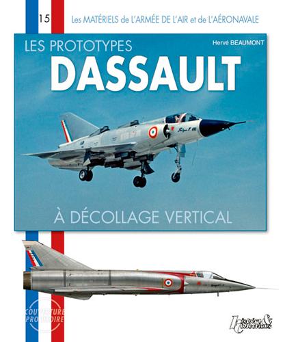 PROTOTYPES DASSAULT A DECOLLAGE VERTICAL