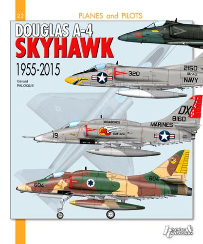 DOUGLAS A4 SKYHAWK 1955-2015 (GB)
