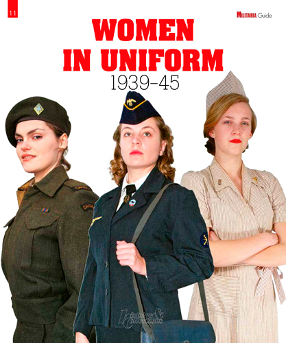 WOMEN IN UNIFORM 1939-45 (GB)