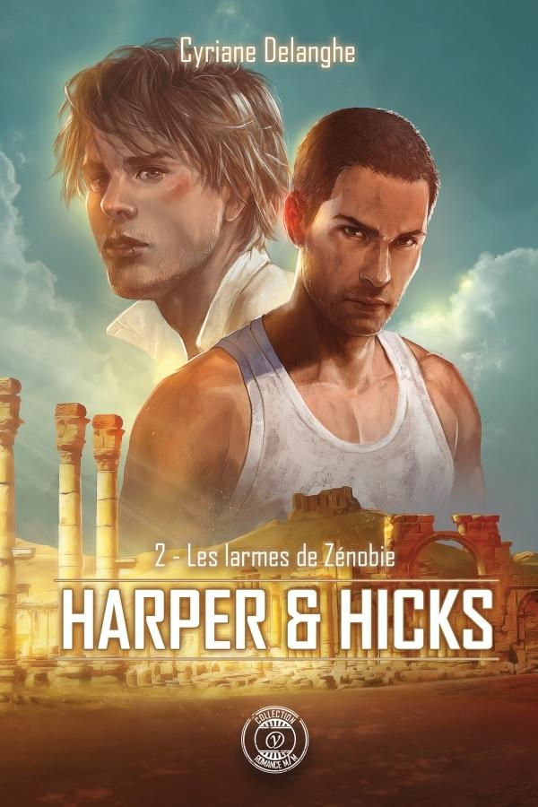 HARPER & HICKS-2 : LES LARMES DE ZENOBIE