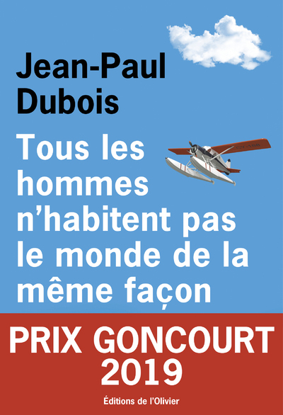 TOUS LES HOMMES N'HABITENT PAS LE MONDE DE LA MEME FACON