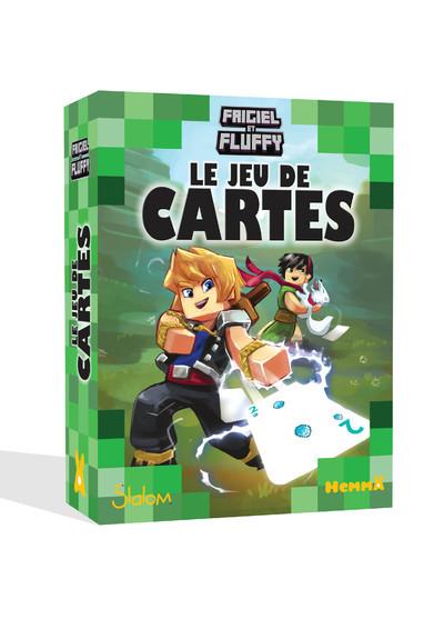 Frigiel Et Fluffy Le Jeu De Cartes Collectif Jeunesse