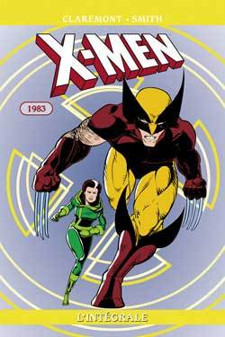 X-MEN L'INTEGRALE T07 1983