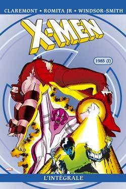 X-MEN L'INTEGRALE T09 1985