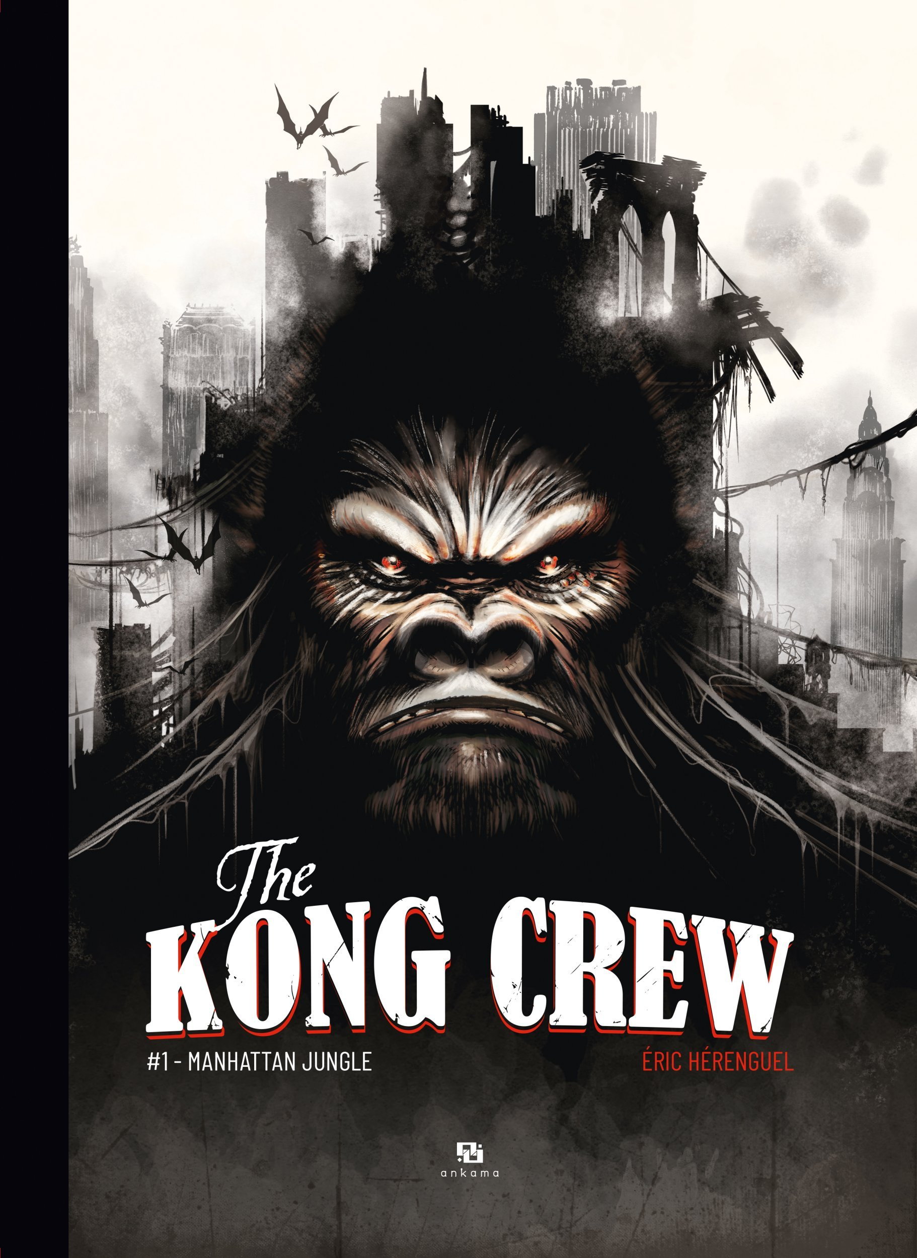 THE KONG CREW T01