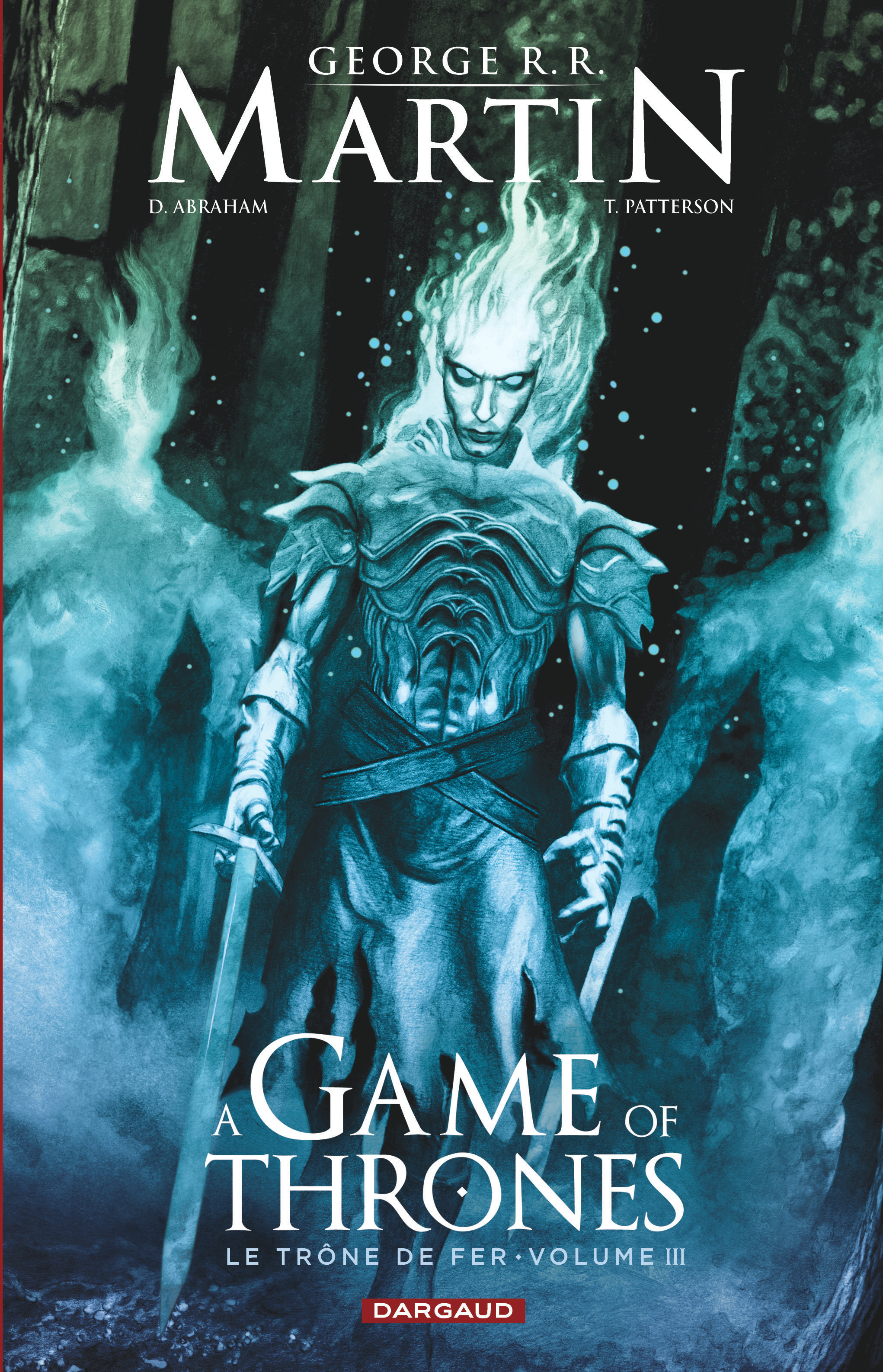 A GAME OF THRONES-LE TRONE FER - GAME OF THRONES (A) - LE TRONE DE FER - TOME 3 - A GAME OF THRO