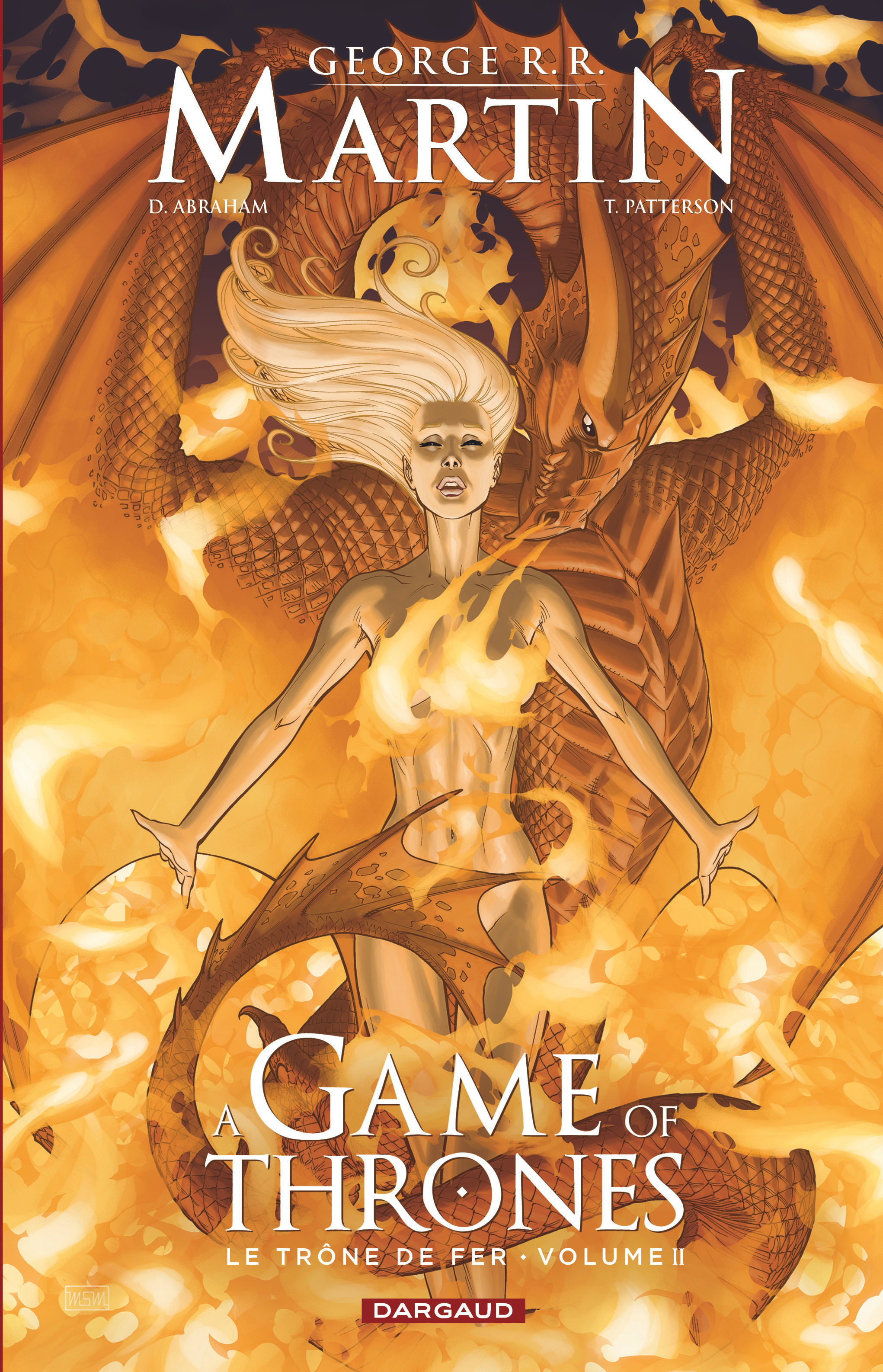 A GAME OF THRONES-LE TRONE FER - GAME OF THRONES (A) - LE TRONE DE FER - TOME 2 - A GAME OF THRO