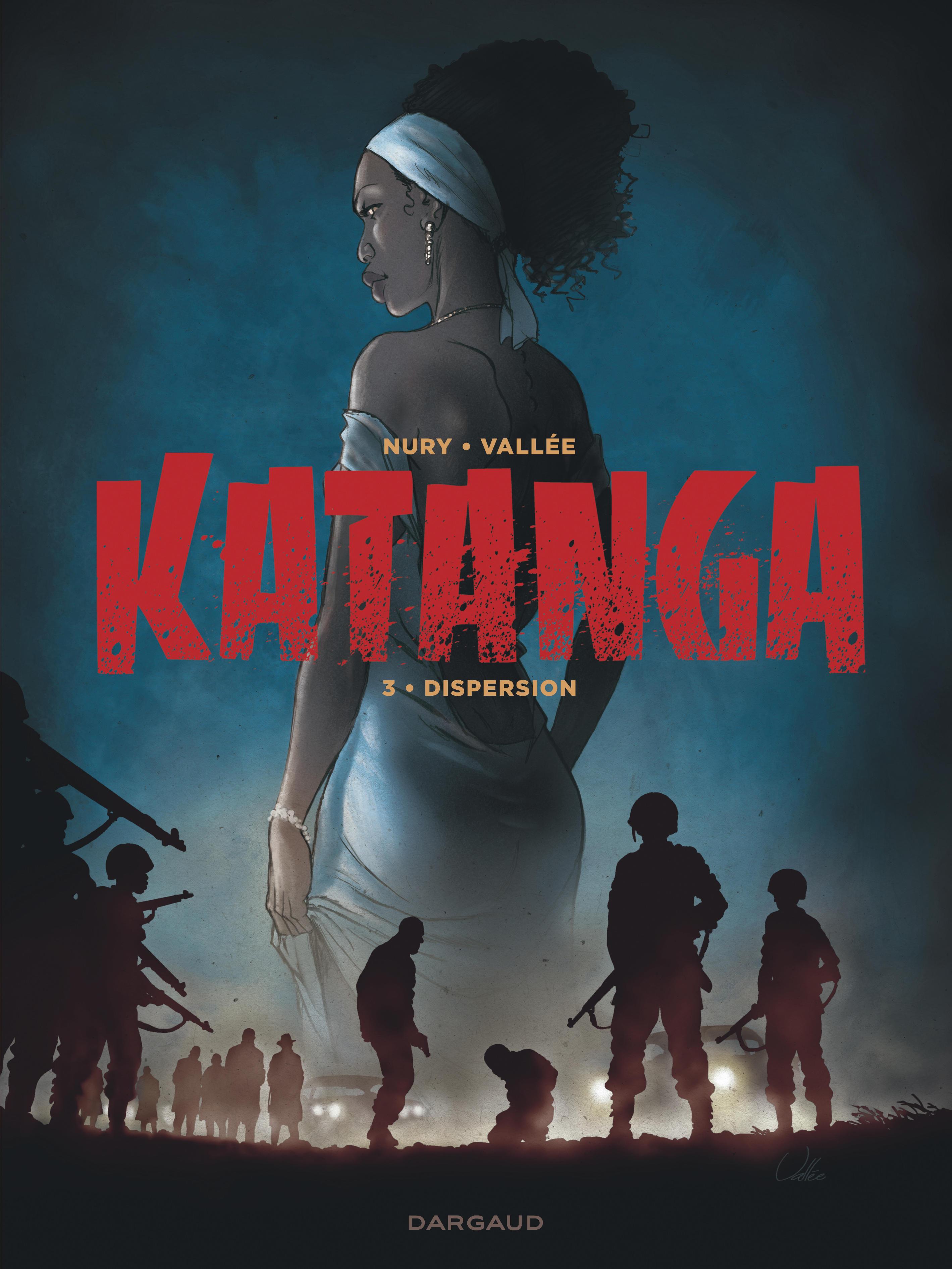 KATANGA - TOME 3 - KATANGA - TOME 3