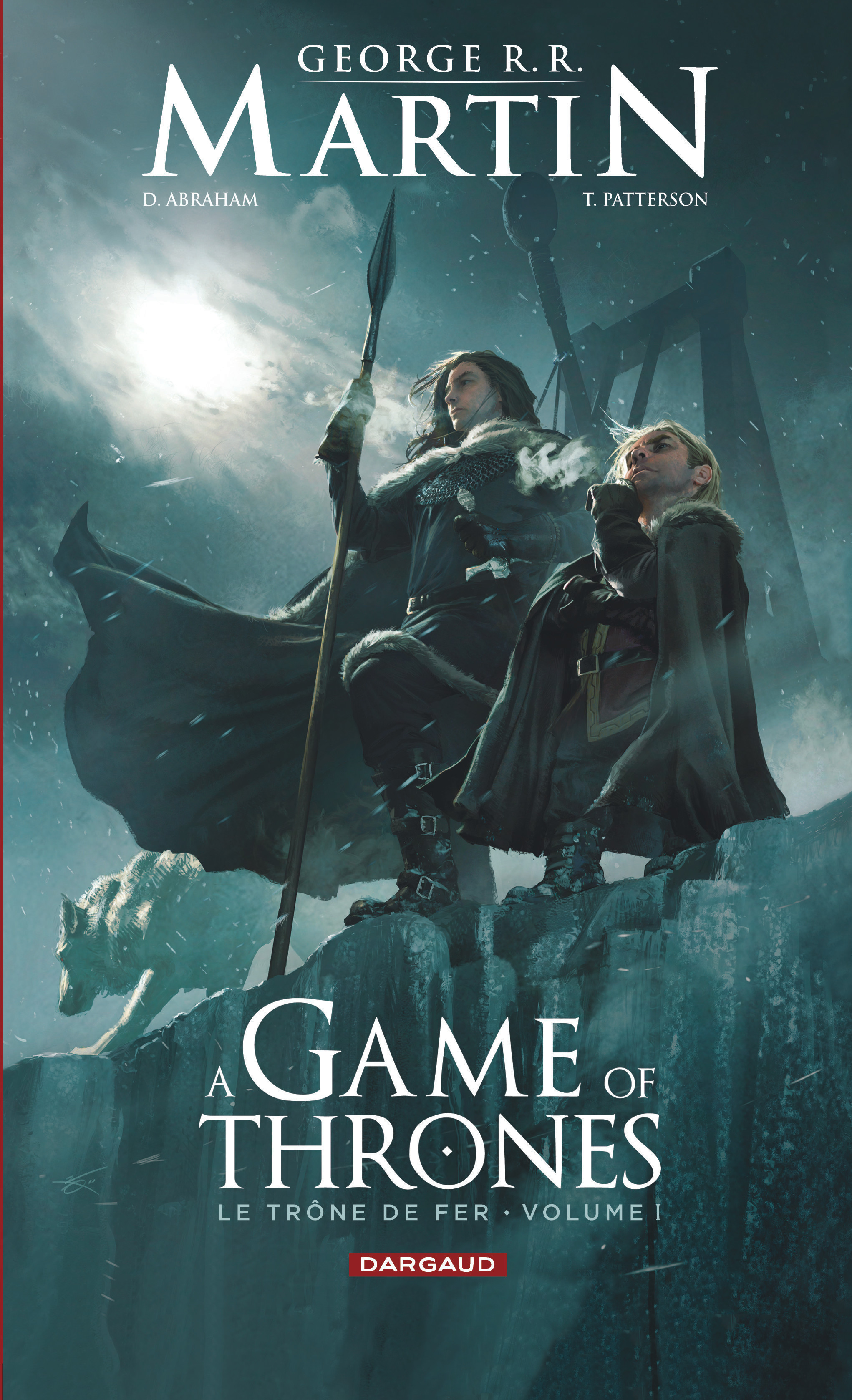 A GAME OF THRONES-LE TRONE FER - GAME OF THRONES (A) - LE TRONE DE FER - TOME 1 - A GAME OF THRO