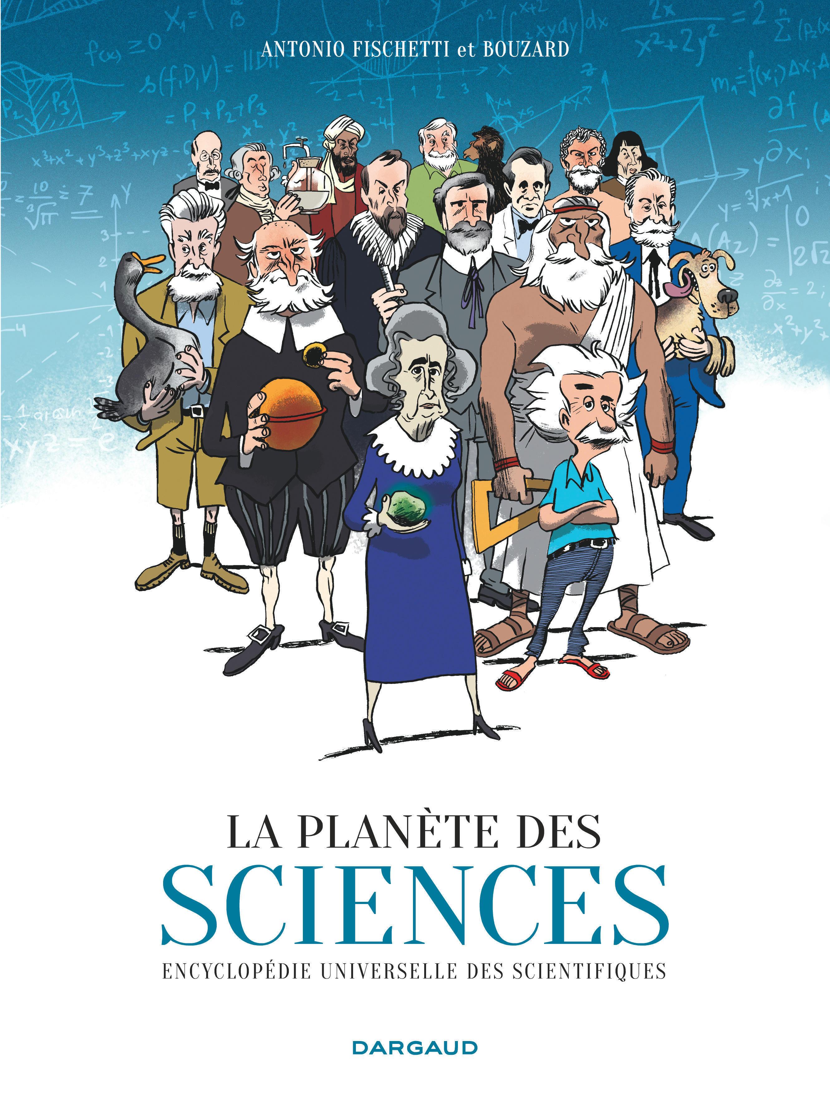 LA PLANETE DES SCIENCES - TOME 0 - LA PLANETE DES SCIENCES