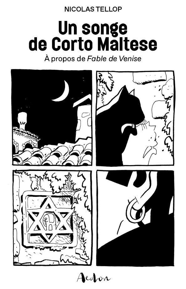 UN SONGE DE CORTO MALTESE - A PROPOS DE FABLE DE VENISE