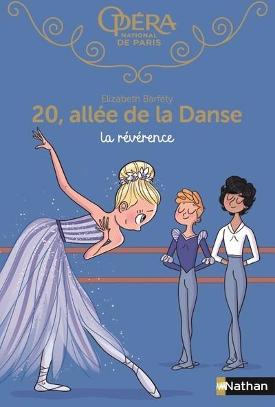 20 ALLEE DE LA DANSE - TOME 11 LA REVERENCE - VOLUME 11