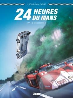 24 HEURES DU MANS - 1999 - T4 - LE CHOC DES TITANS