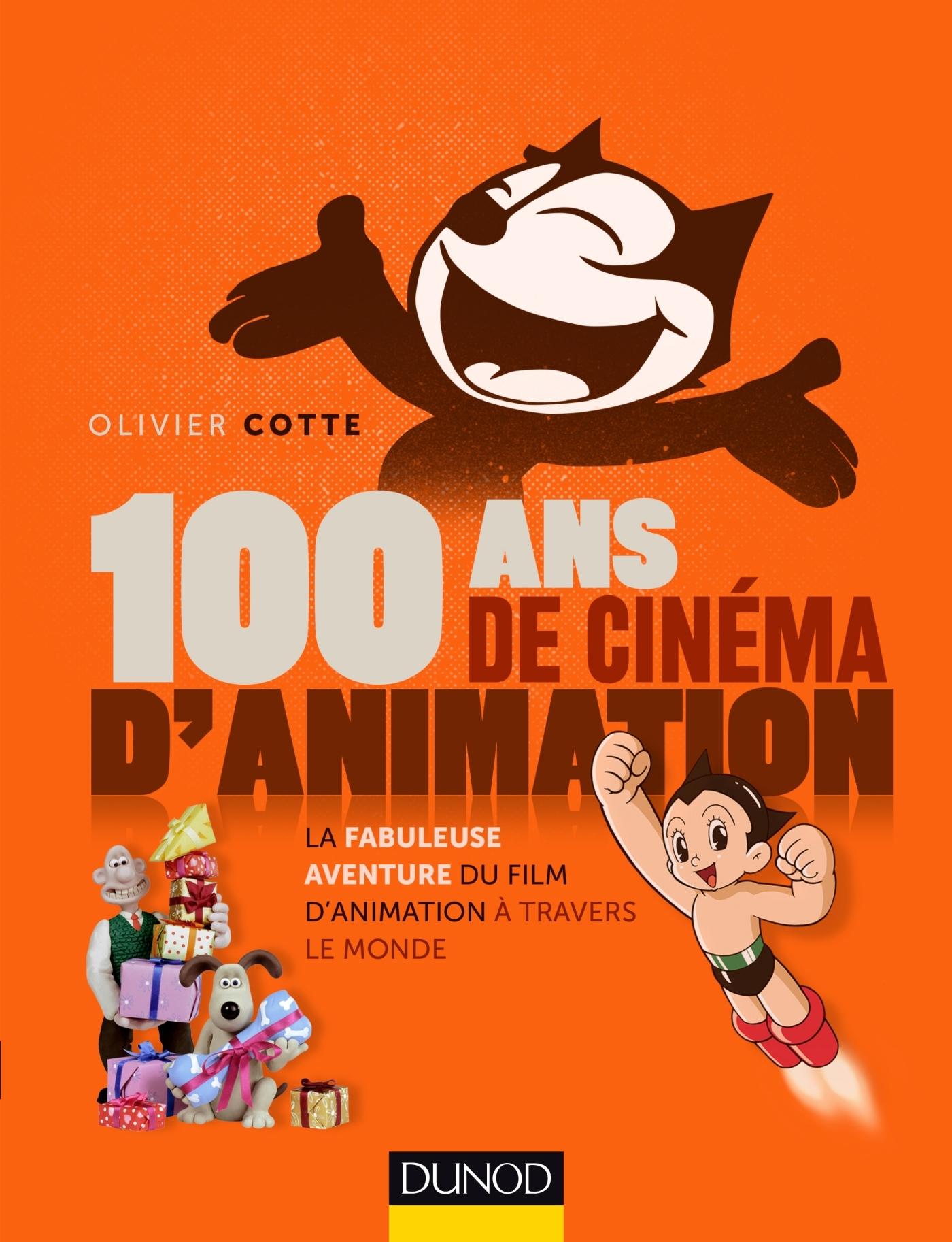 100 ANS DE CINEMA D'ANIMATION