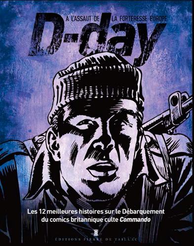 D-DAY BD 12 MEILLEURES HISTOIRES