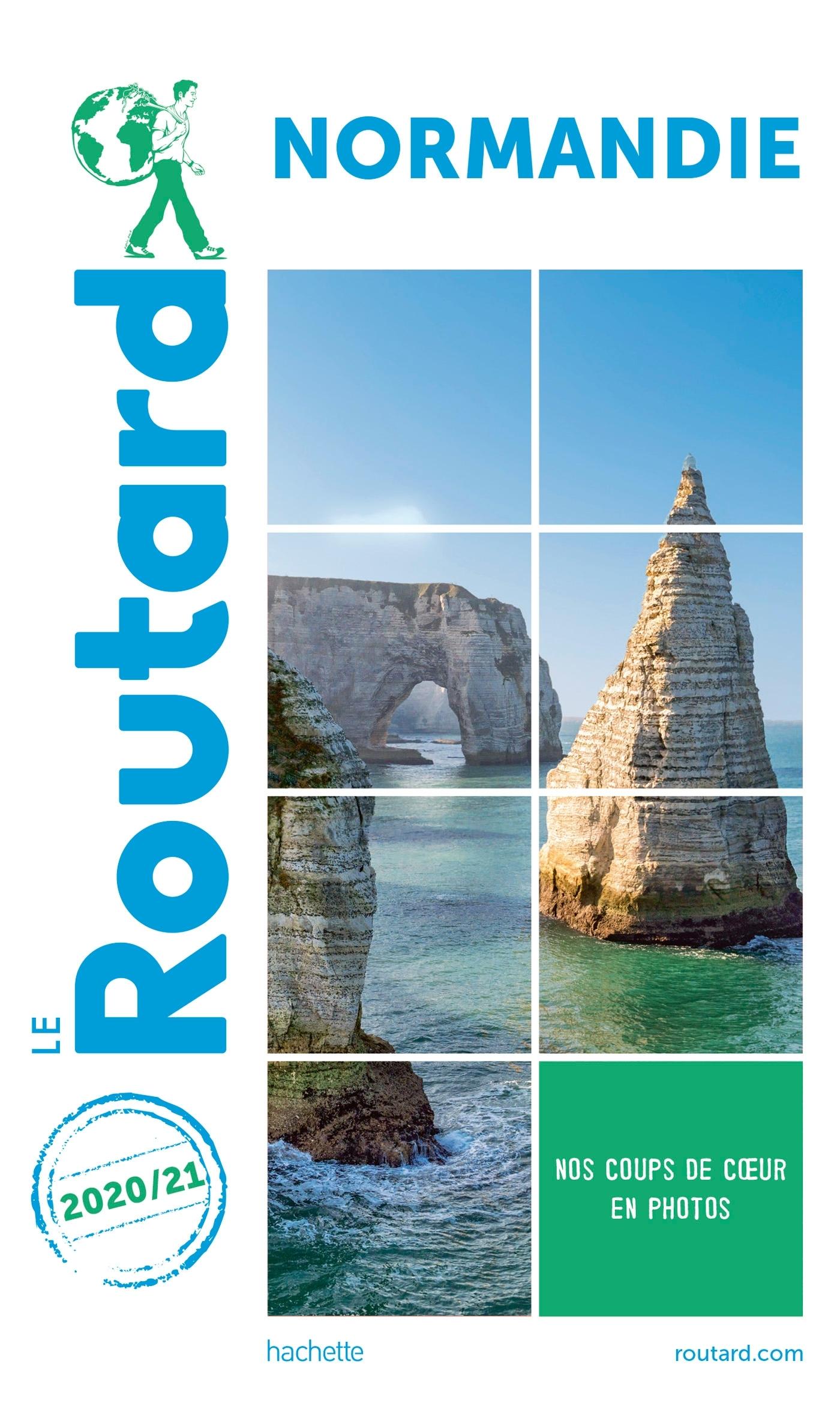 GUIDE DU ROUTARD NORMANDIE 2020/21