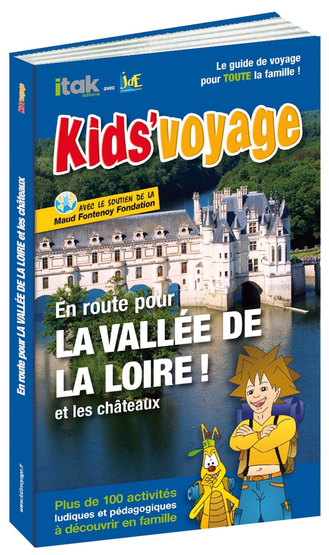 **EN ROUTE POUR LA VALLEE DE LA LOIRE ET CHATEAUX
