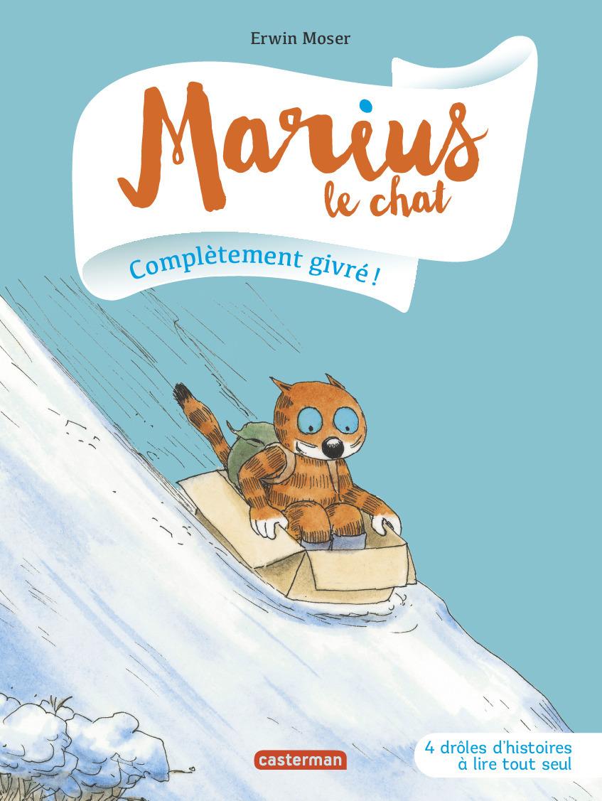 COMPLETEMENT GIVRE ! - MARIUS LE CHAT - T12