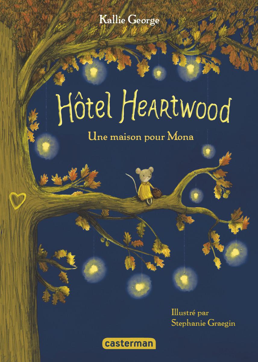 HOTEL HEARTWOOD - T1 - UNE MAISON POUR MONA