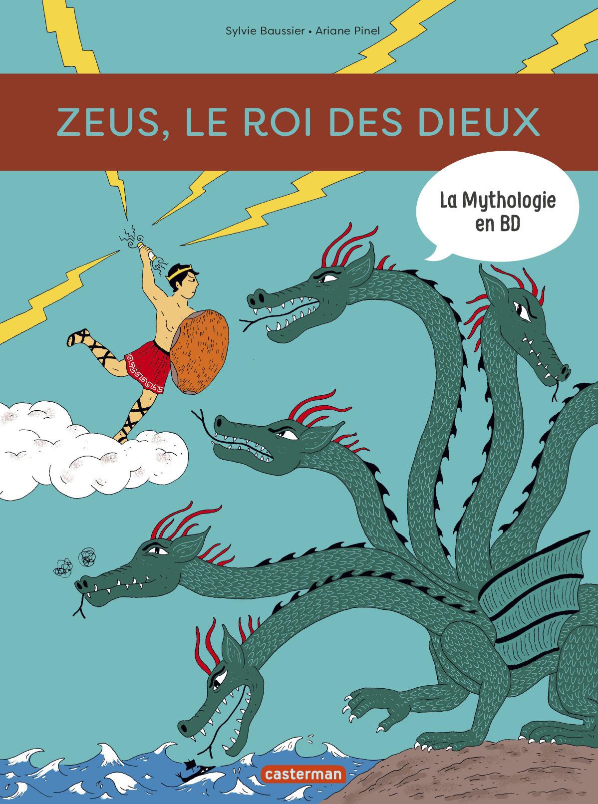 ZEUS, LE ROI DES DIEUX