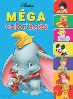 MEGA COLORIAGES 2007