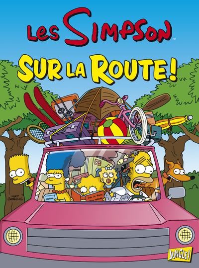 LES SIMPSON - TOME 22 SUR LA ROUTE ! - VOL22
