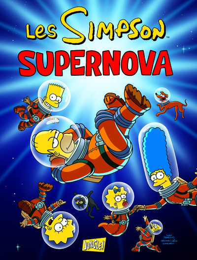 LES SIMPSON - TOME 25 SUPERNOVA - VOL25
