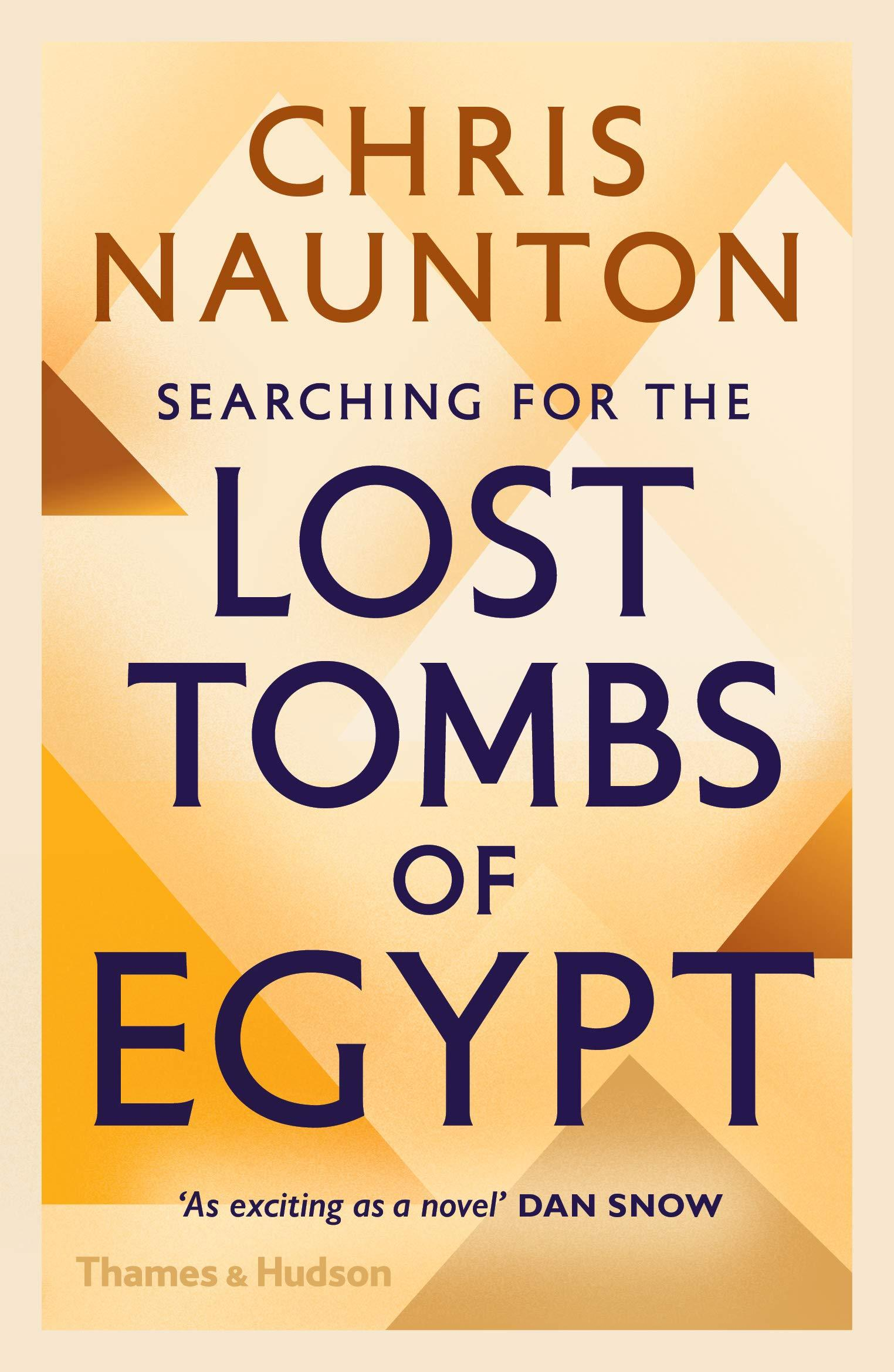 SEARCHING FOR THE LOST TOMBS OF EGYPT (PAPERBACK) /ANGLAIS