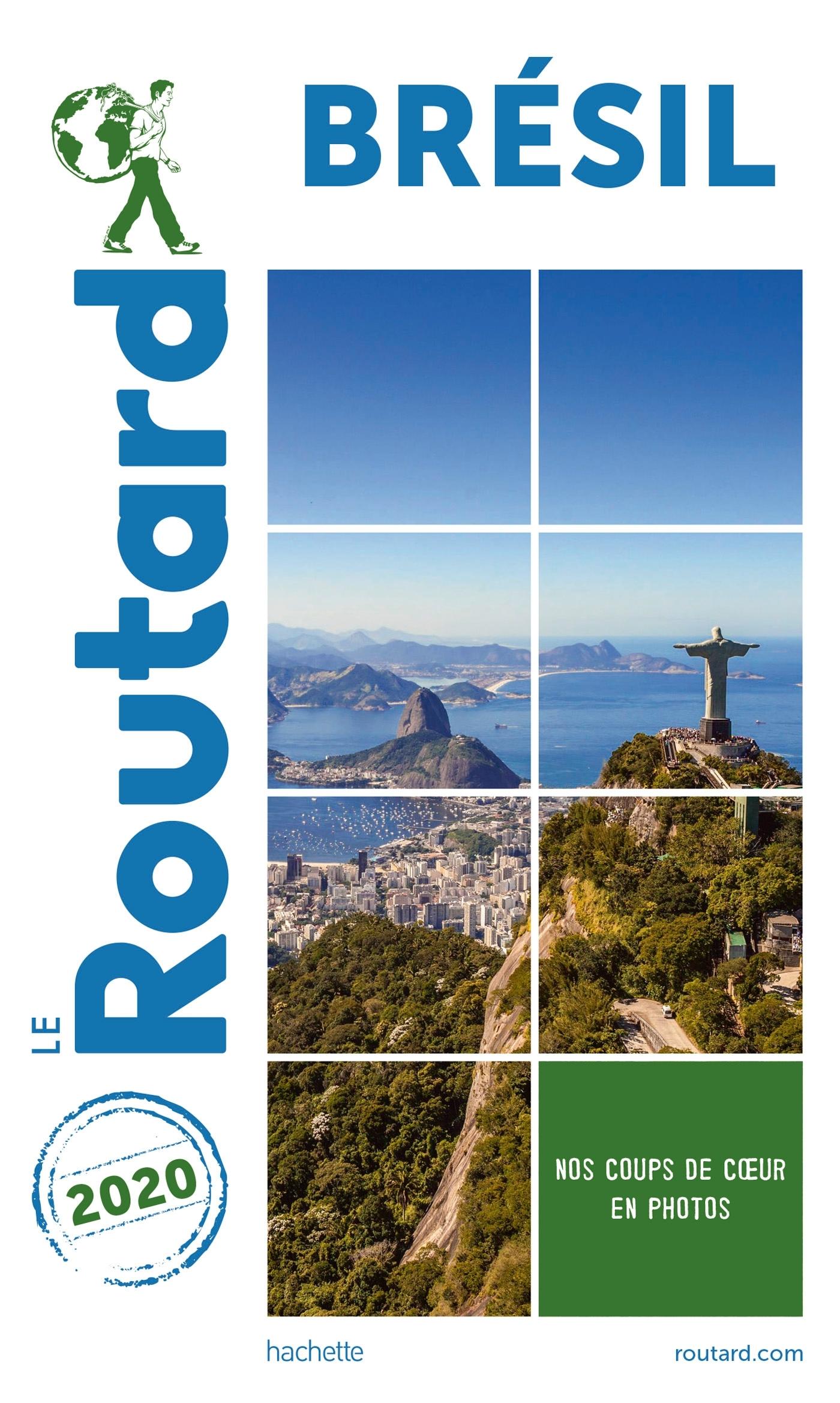 GUIDE DU ROUTARD BRESIL 2020