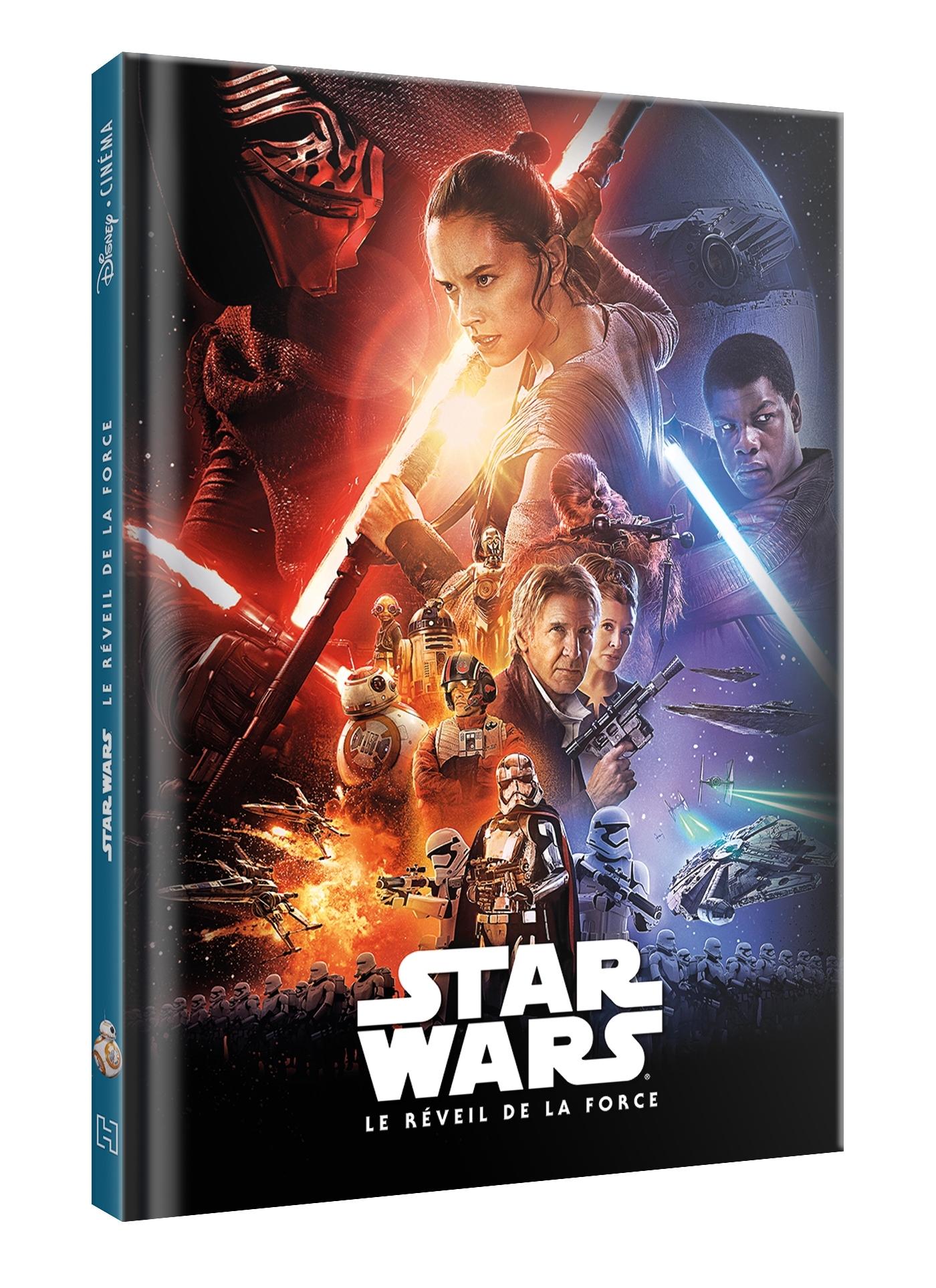 STAR WARS - DISNEY CINEMA - VII - L'HISTOIRE DU FILM
