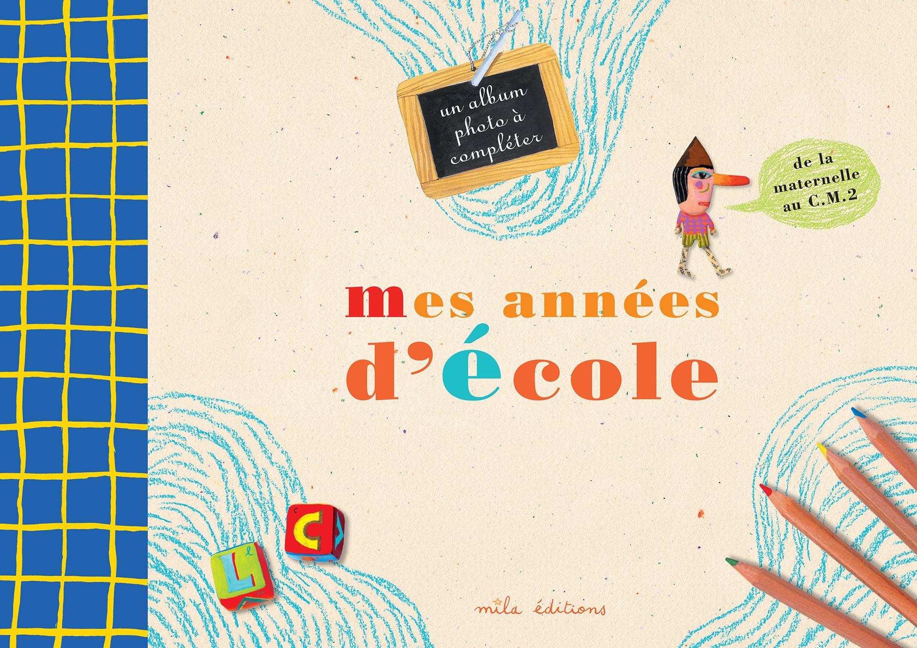 ANNEES D'ECOLES (MES)