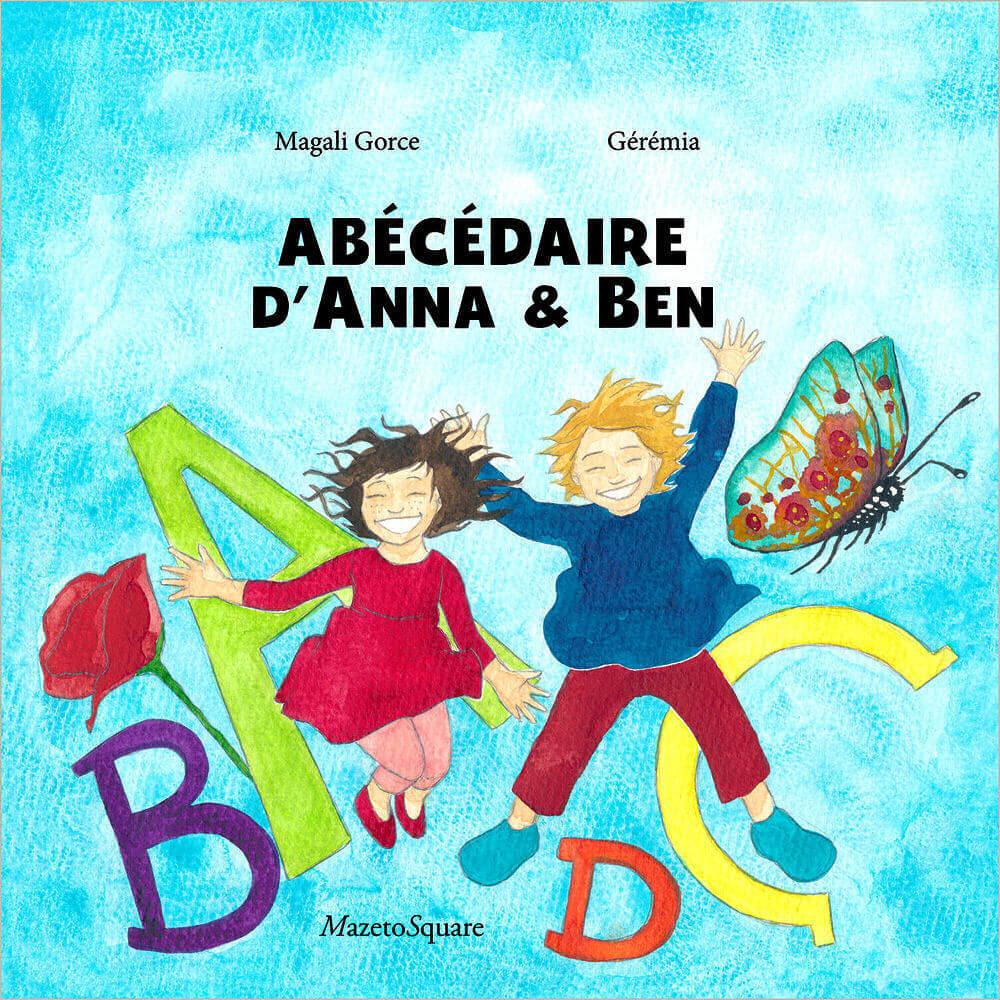 ABECEDAIRE D'ANNA & BEN