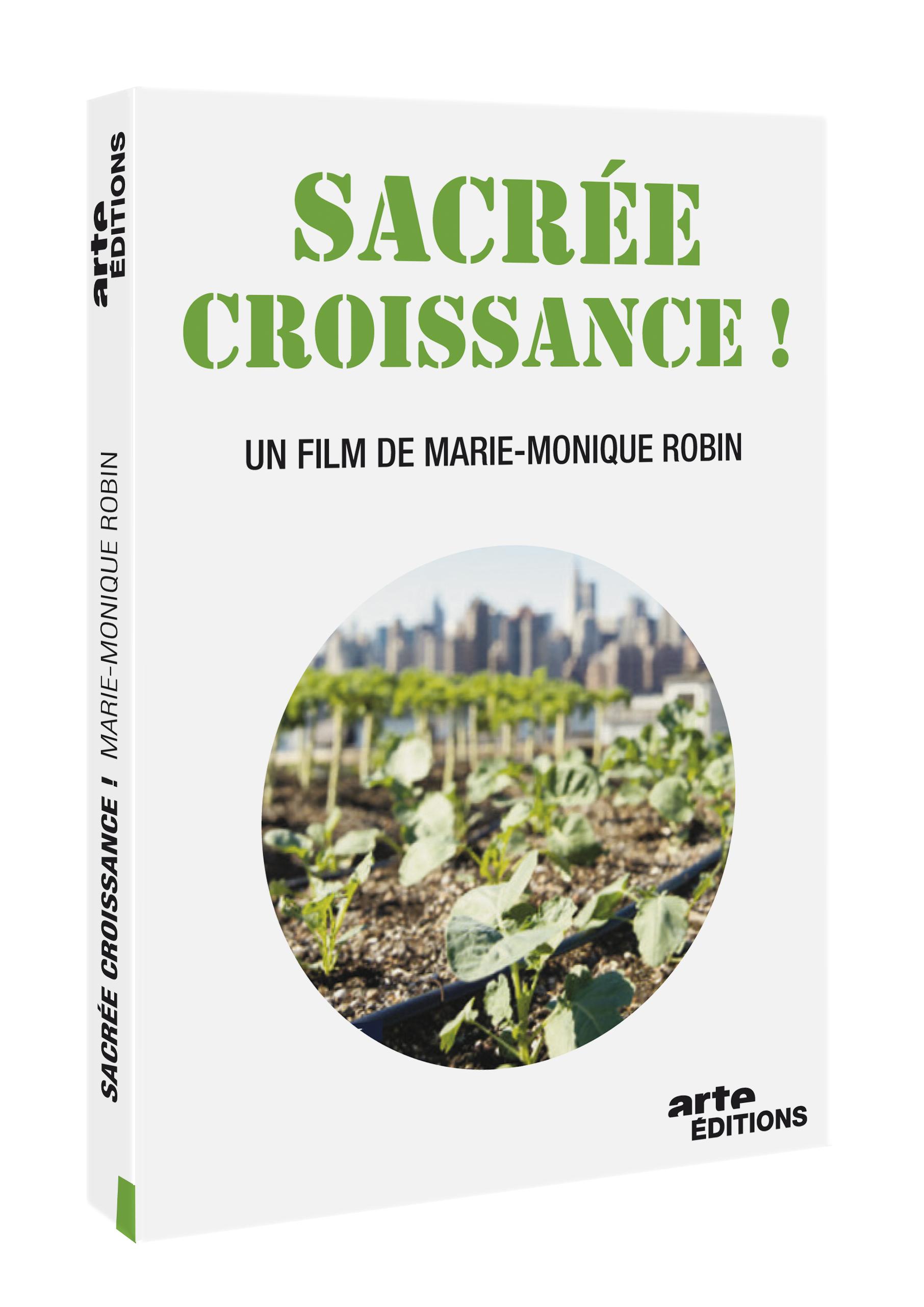 SACREE CROISSANCE - DVD