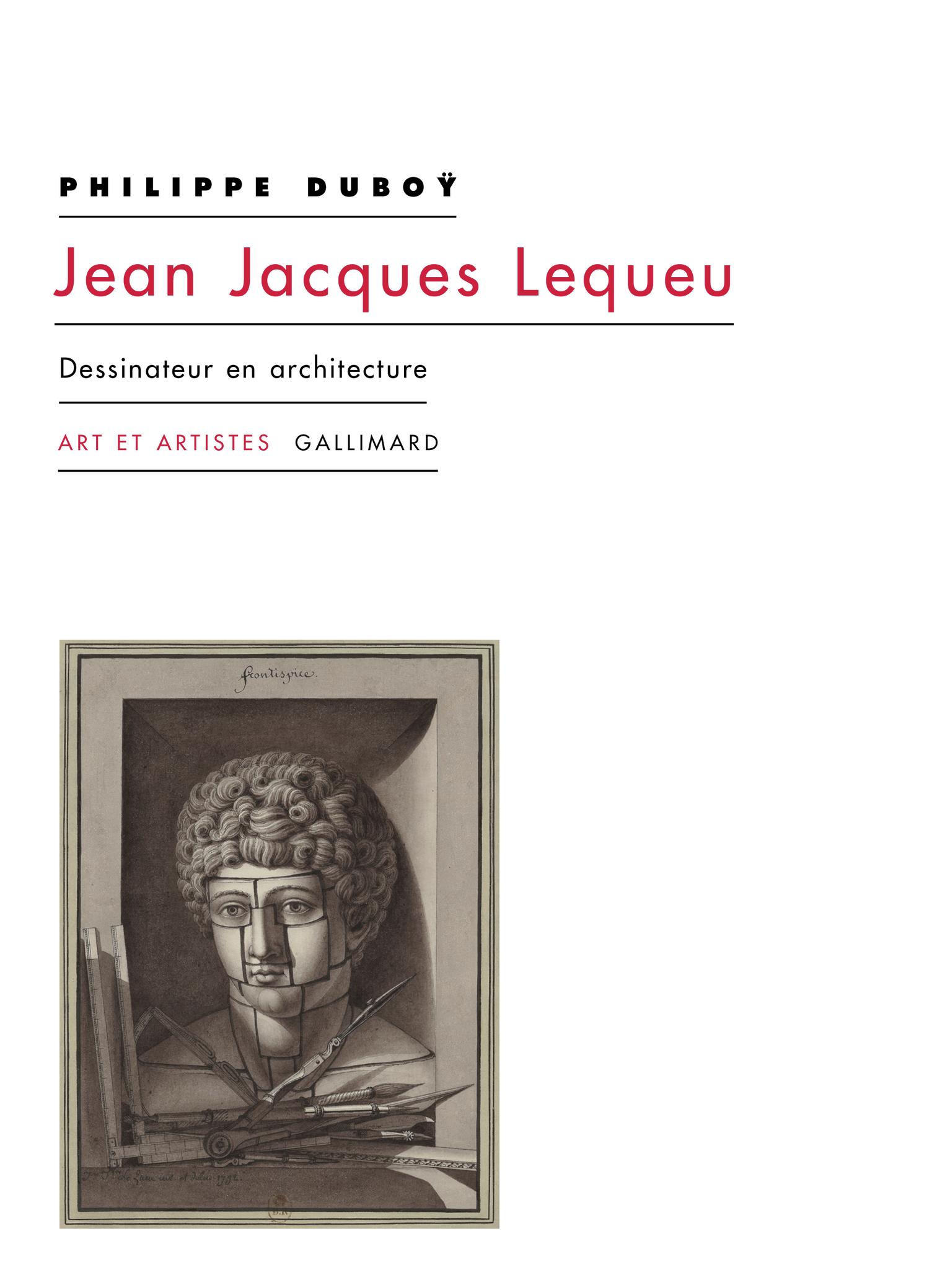 JEAN JACQUES LEQUEU - DESSINATEUR EN ARCHITECTURE