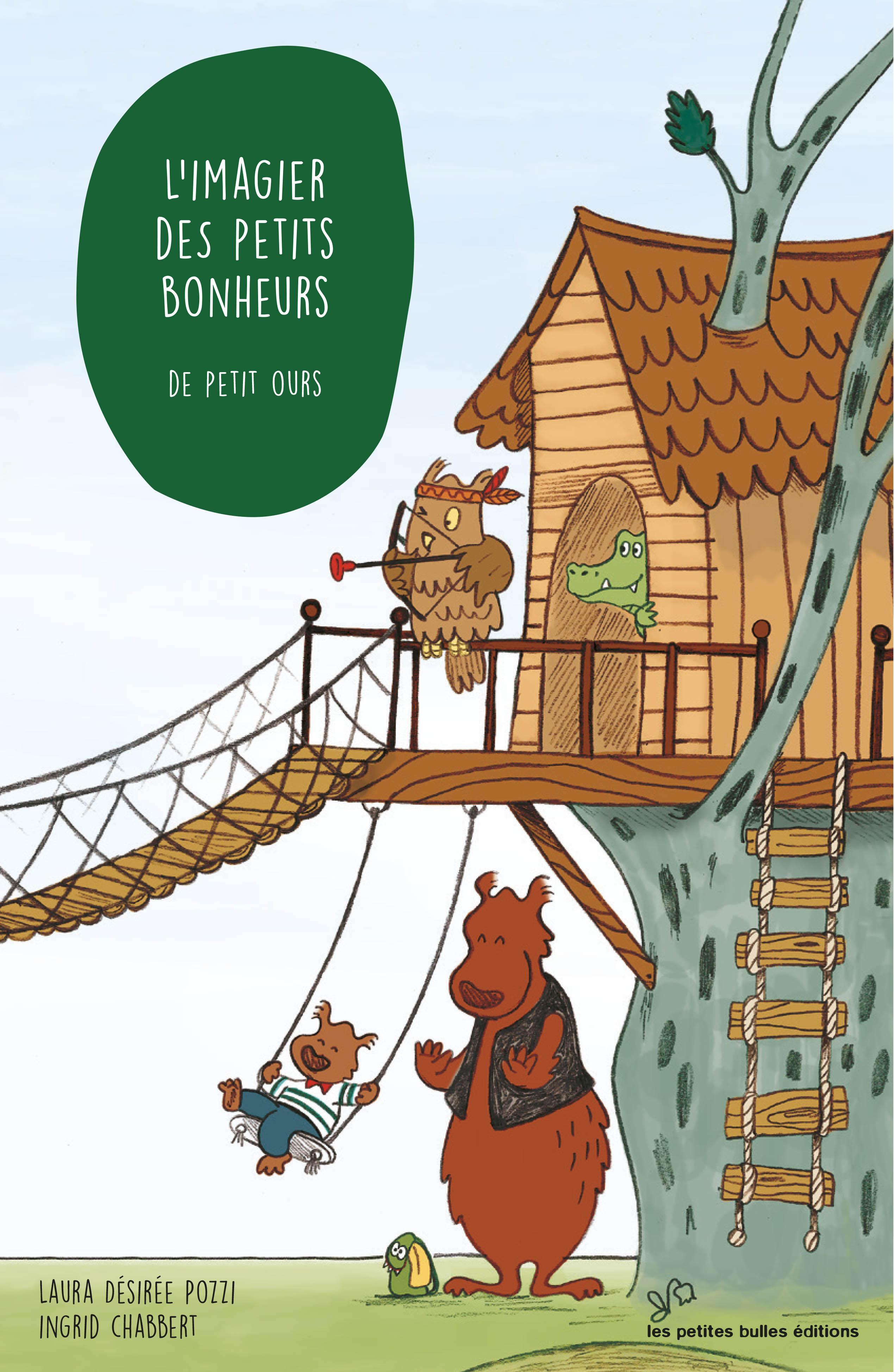 L'IMAGIER DES BONHEURS DE LA JOURNEE DE PETIT OURS