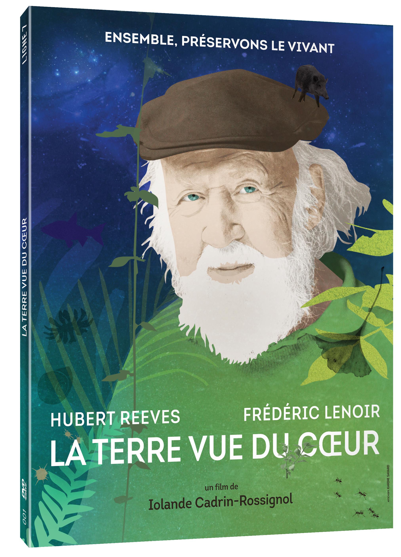 TERRE VUE DU C UR (LA) - DVD
