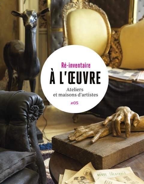A L'OEUVRE - ATELIERS ET MAISONS D'ARTISTES