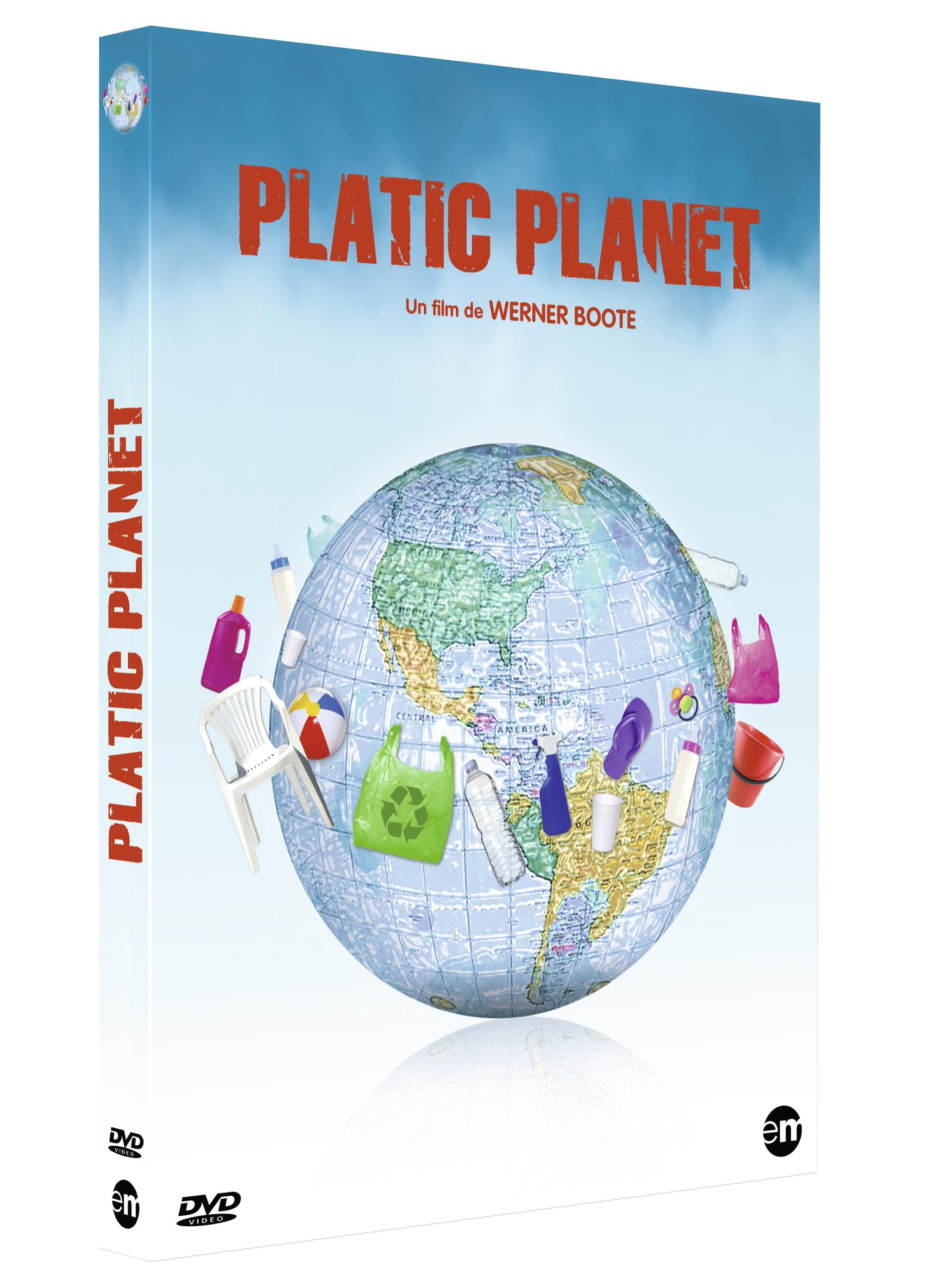 PLASTIC PLANET - DVD