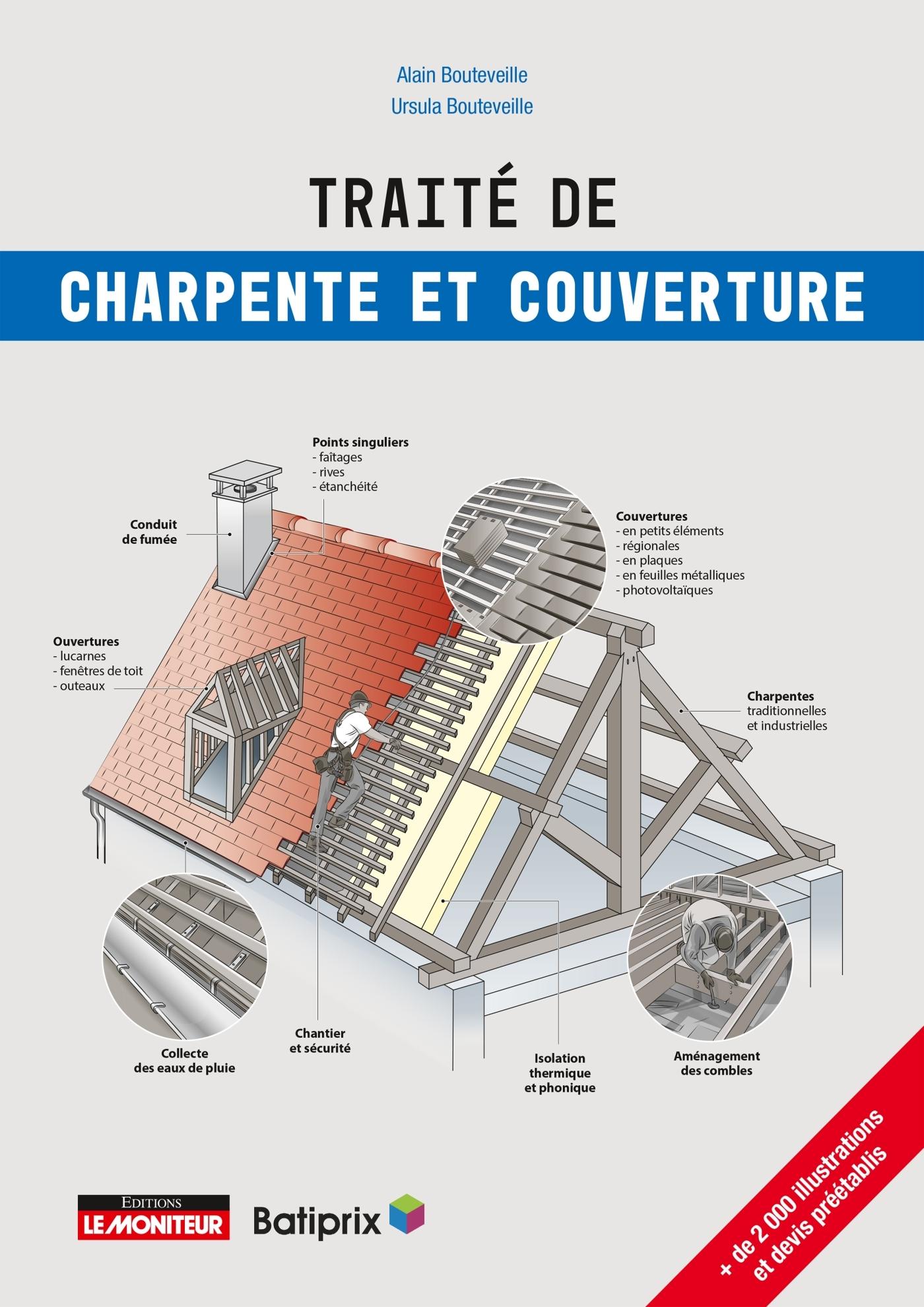 TRAITE DE CHARPENTE ET COUVERTURE