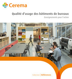 QUALITE D'USAGE DES BATIMENTS DE BUREAU