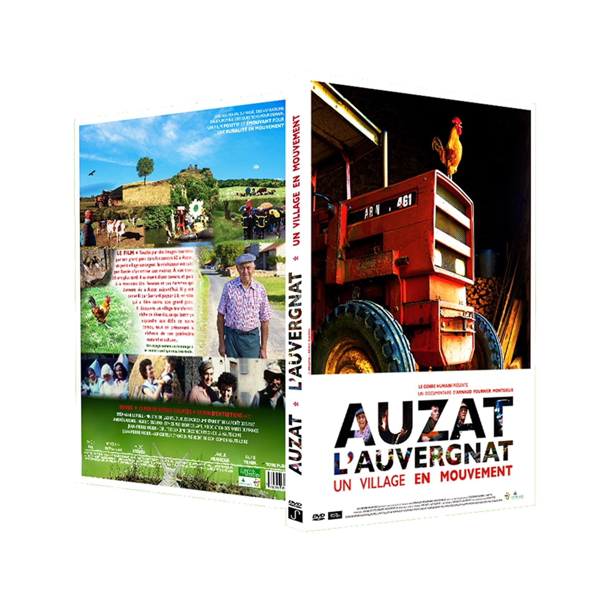 AUZAT L'AUVERGNAT - DVD