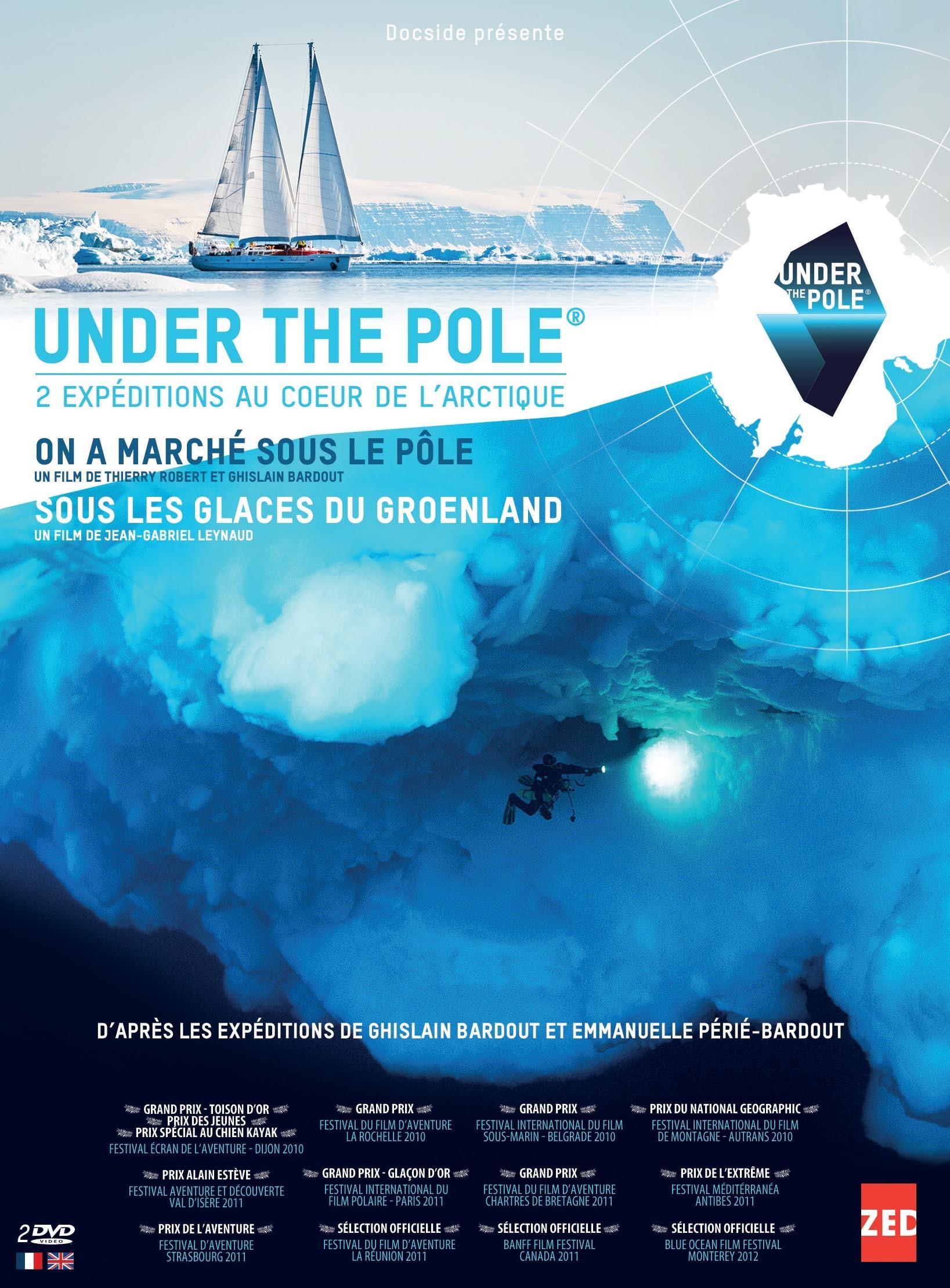 UNDER THE POLE - 2 DVD
